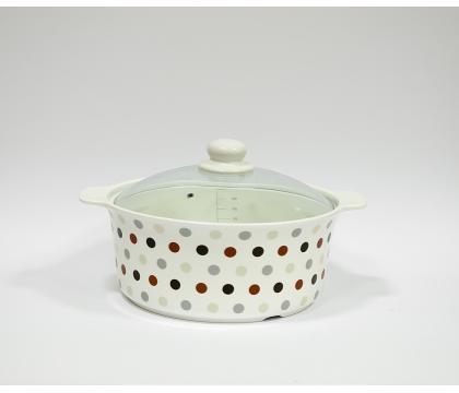 Porcelanowy garnek 1,2 L 12789