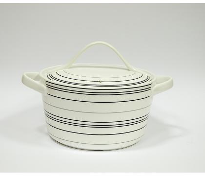 Porcelanowy garnek 3,2 L 12802