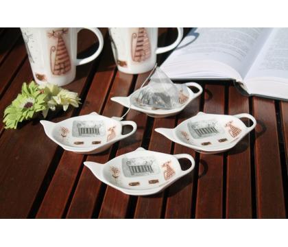 Podkładki herbaciane komplet 4 szt. KOT
