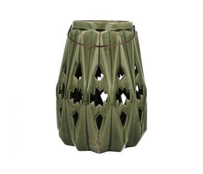 Lampion ceramiczny 28,5 cm YSD670A