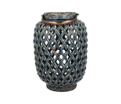 Lampion ceramiczny 28,5 cm YSD104A