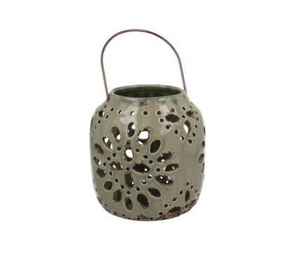 Lampion ceramiczny 16,5 cm YSD122C