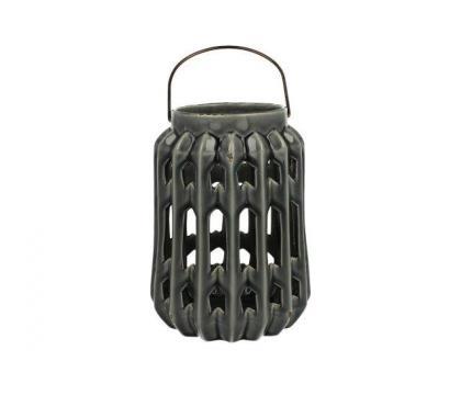 Lampion ceramiczny 20 cm YSD685A
