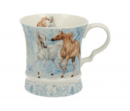 Kubek HORSES