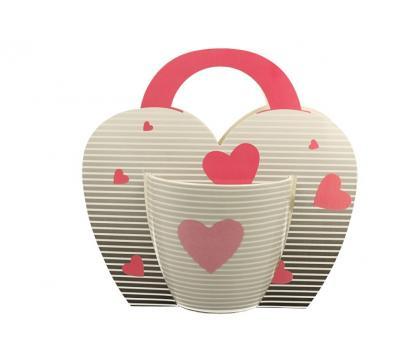 Kubek PINK HEART