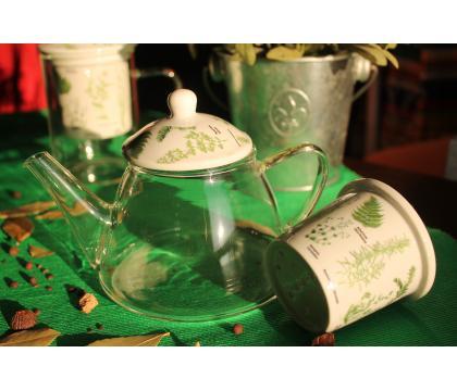 Dzbanek szklany 500 ml ZIOŁA B