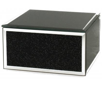 Szkatułka 12 cm BLACK
