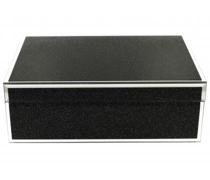 Szkatułka 24,5 cm BLACK