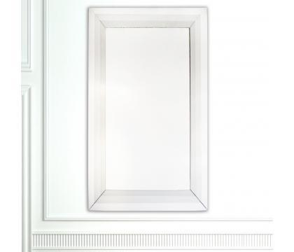 Lustro 65x90 cm prostokątne GLASS