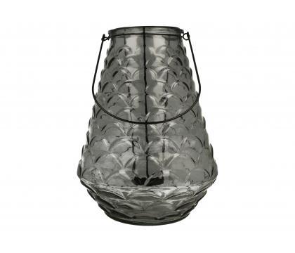 Lampion 31 cm LIVERPOOL GRAY