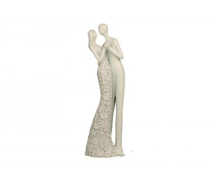 Figurka Para ażurowa 30 cm