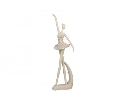 Figurka Baletnica ażurowa 30 cm 1