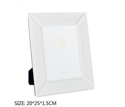 Ramka na zdjęcia 25 cm WHITE
