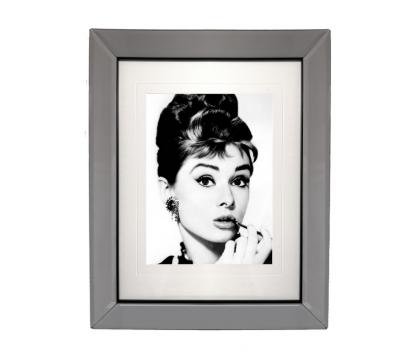 Obraz plakat szklana rama 36X48,5 cm mix wzorów