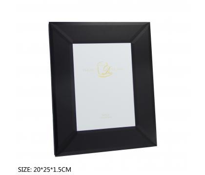 Ramka na zdjęcia 26 cm BLACK MAT