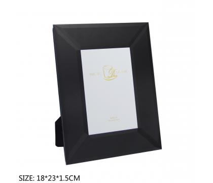Ramka na zdjęcia 23 cm BLACK MAT