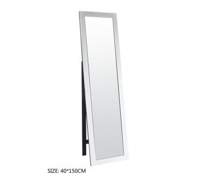 Lustro stojące 40x150 cm WHITE