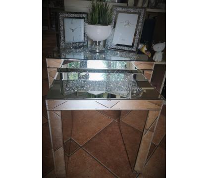 Stoliki komplet 2 szt 44 i 50 cm GLAMOUR