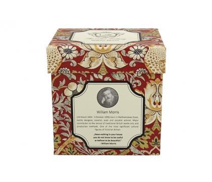 Kubek na stopce 325 ml RED William Morris