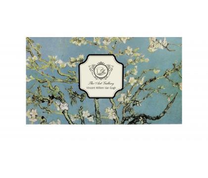 Filiżanki ze spodkami 280 ml komplet 6 szt  Almond Blossom by V. van Gogh