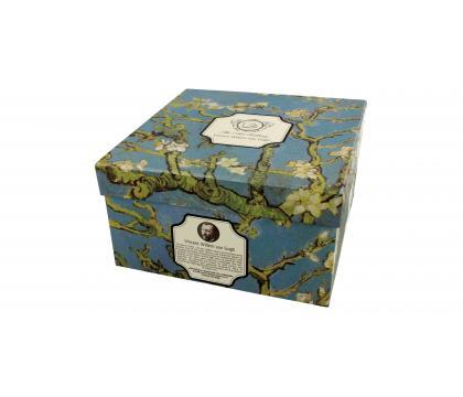Filiżanka jumbo ze spodkiem 450 ml Almond Blossom by V. van Gogh
