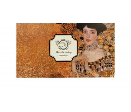 Filiżanki ze spodkami 280 ml komplet 6 szt ADELE BLOCH-BAUER I by Gustav Klimt