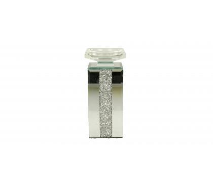 Świecznik kolumna 20,5 cm GLAMOUR