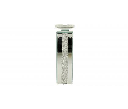 Świecznik kolumna 30 cm GLAMOUR