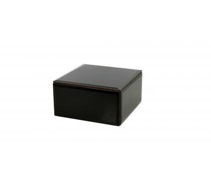 Szkatułka 12 cm BLACK MAT