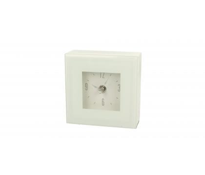 Zegar 12 cm WHITE