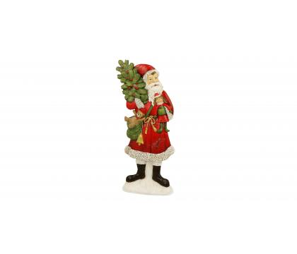 Figurka Święty Mikołaj 23 cm
