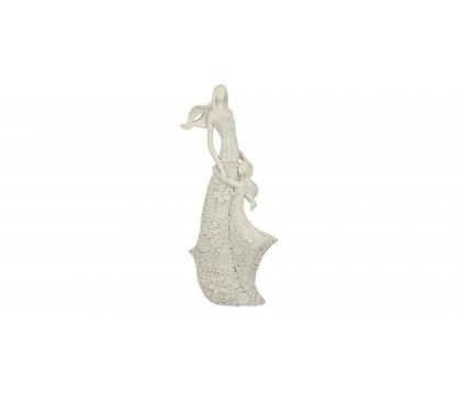 Figurka Matka z córką ażurowa 30,5 cm
