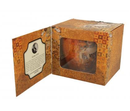 Kubek na stopce jumbo 480 ml ADELE BLOCH-BAUER I by Gustav Klimt