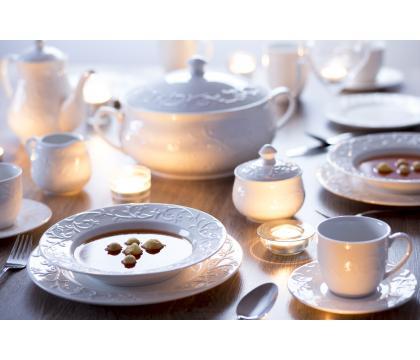 Serwis obiadowo-kawowy 35 el. 6 osób HEMINGWAY