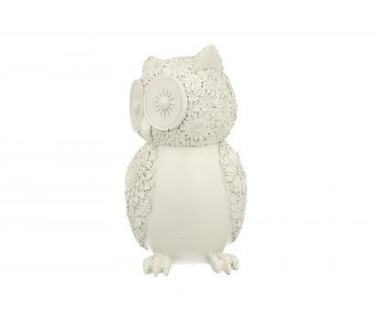 Figurka Sowa ażurowa 17 cm