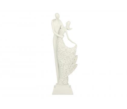 Figura ażurowa Tańcząca para 30 cm